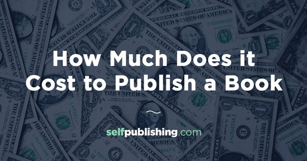 cost to publish a book