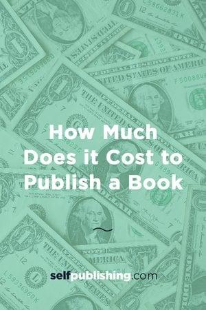 self publishing costs