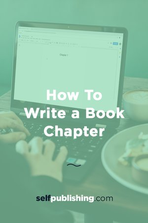 how to write a book chapter