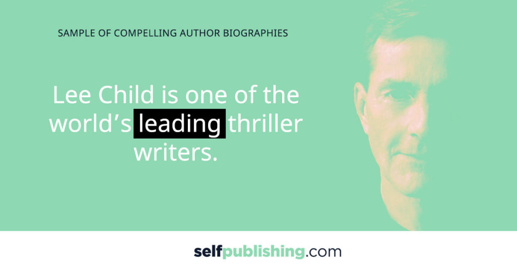 lee child is one of the world's leading thriller writers