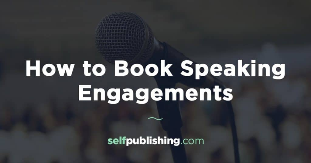 how to book speaking engagements